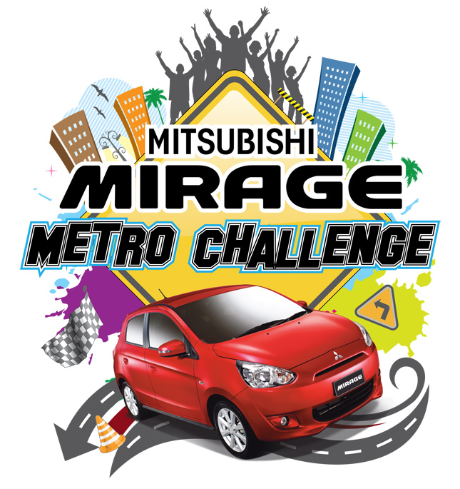 Mitsubishi Mirage Metro Challenge