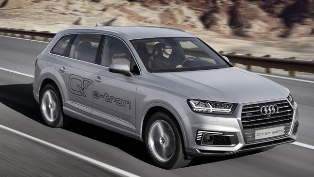 Audi CES Asia
