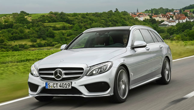 Mercedes-Benz C-Class 8 million sold