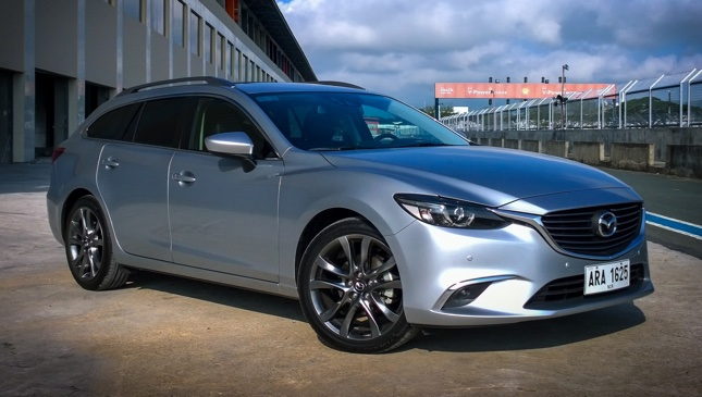 mazda 6 wagon to be available end of june car news top gear philippines. Black Bedroom Furniture Sets. Home Design Ideas