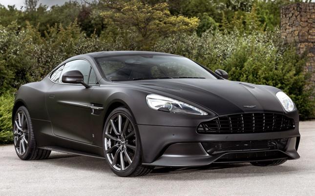 Bespoke Aston Martin Vanquish