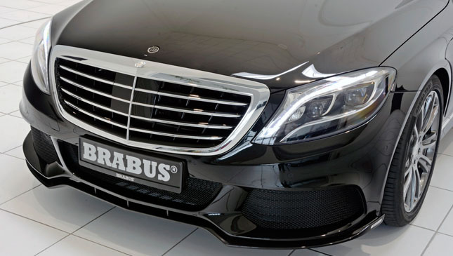 Brabus B50 PowerXtra hybrid performance kit