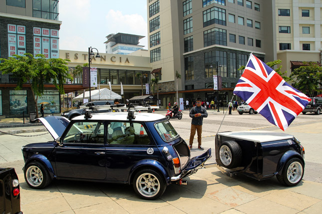 Great British Auto Show in the Philippines