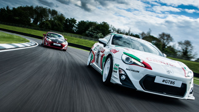 Toyota 86 liveries