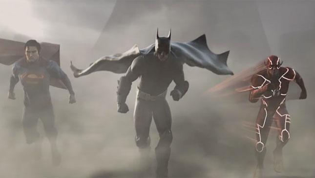 Hyundai Azera Justice League ad