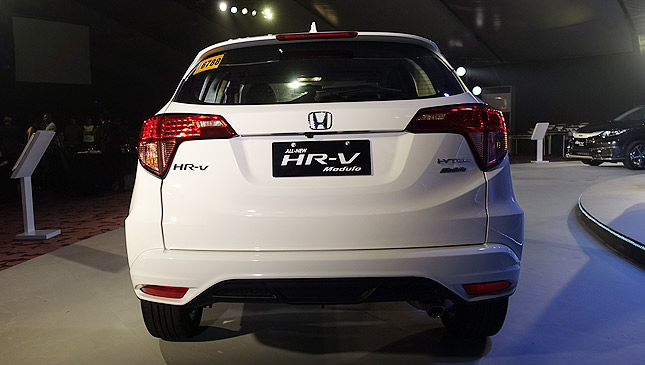 Honda Hr V Modulo >> New Honda Hr V Mugen Modulo Packages Now Available