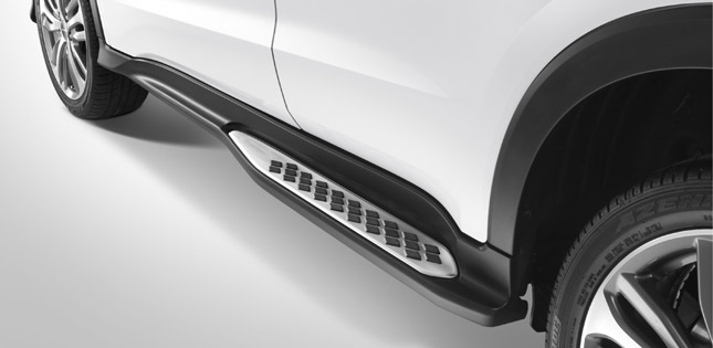Honda HR-V Mugen, Modulo variants