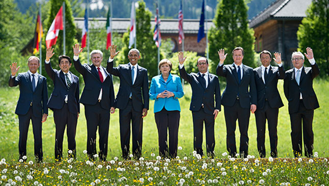 G7 world leaders say fossil fuels will be phased out by the end of this century