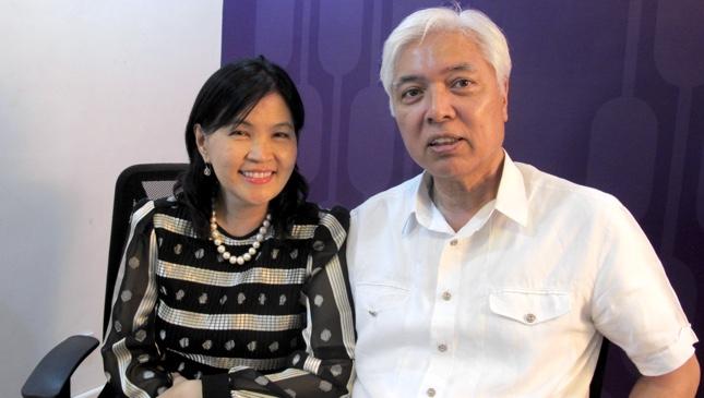 Enzo Pastor's parents