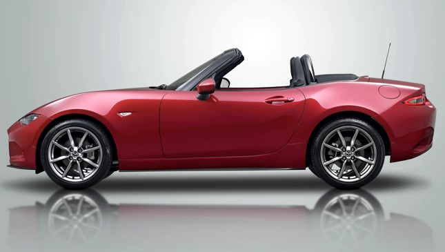All-new Mazda MX-5
