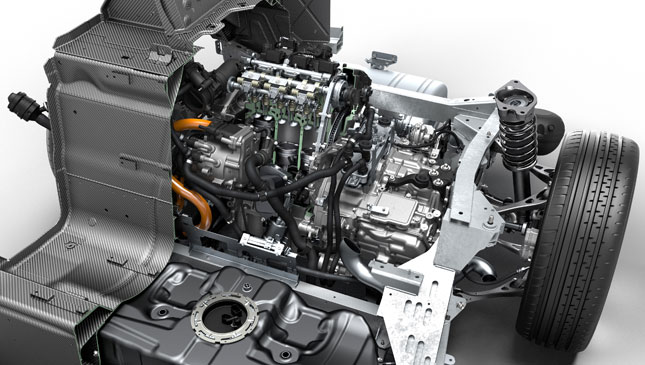 BMW i8 Engine of the Year