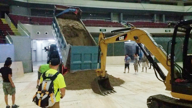 Monster Jam in Manila