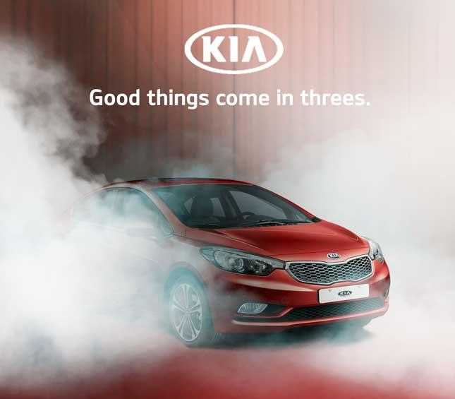 Kia Forte launch