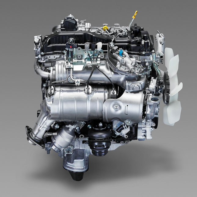 What makes Toyota's new GD-series diesels so special?
