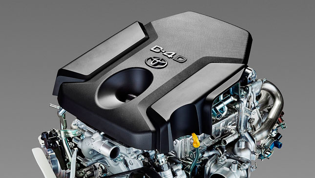 What Makes Toyota S New Gd Series Diesels So Special