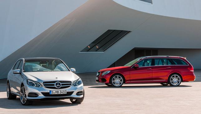 Mercedes-Benz E-Class sales