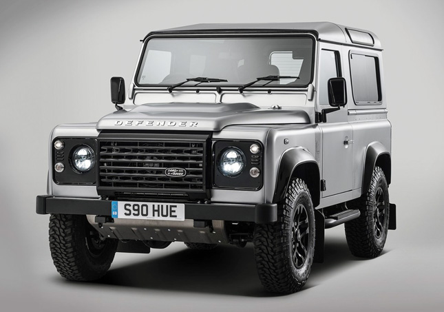 Land Rover Defender 2,000,000th unit