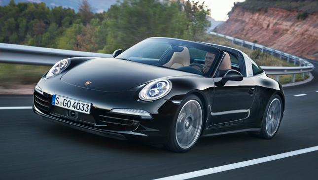Porsche J.D Power survey 2015