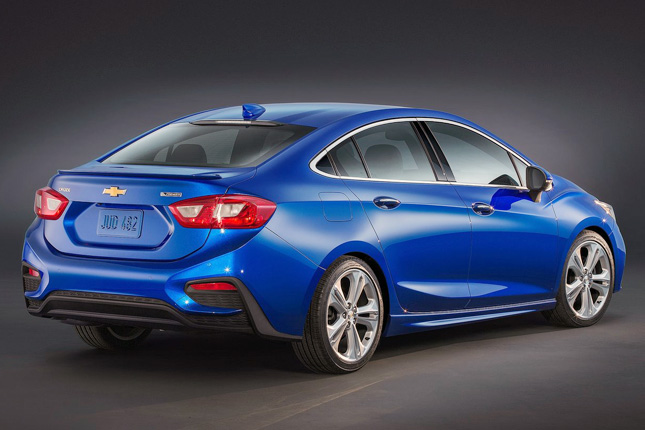 All-new Chevrolet Cruze