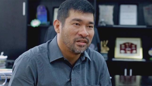 LTO assistant secretary Alfonso Tan Jr.