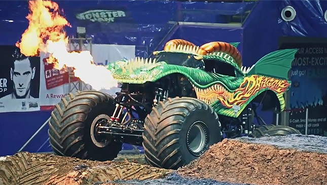Monster Jam Philippines