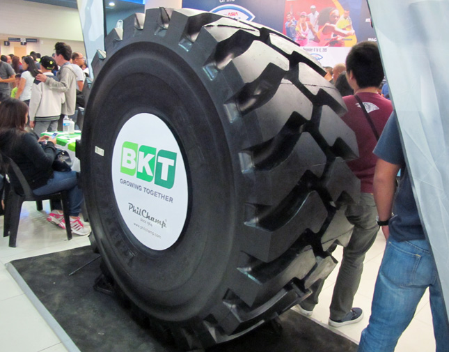 manufacturer of monster jam tires tells us how much its rubber products cost industry news. Black Bedroom Furniture Sets. Home Design Ideas