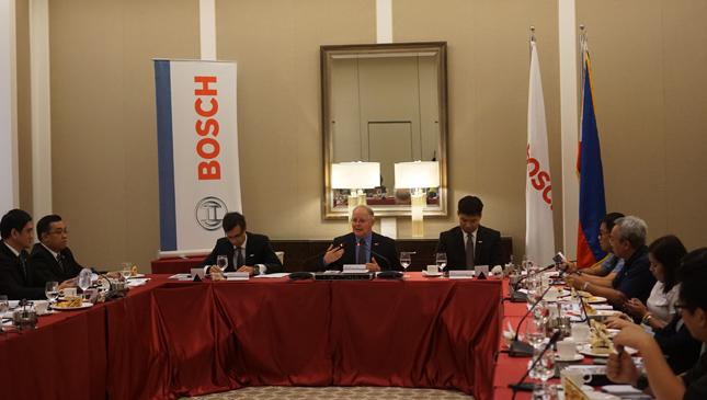 Bosch Philippines 20th anniversary