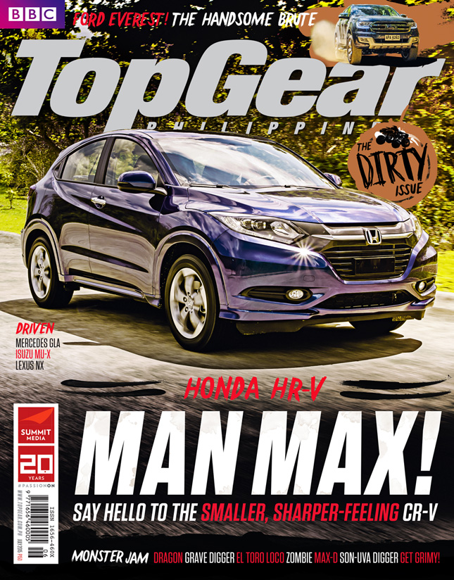 Top Gear Philippines' July 2015 issue