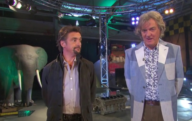 Final Top Gear episode