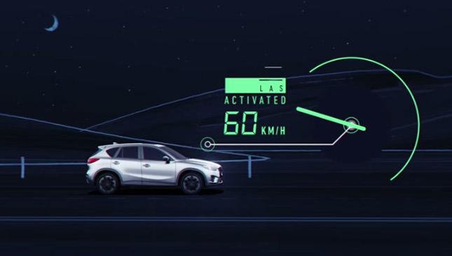 Mazda car features