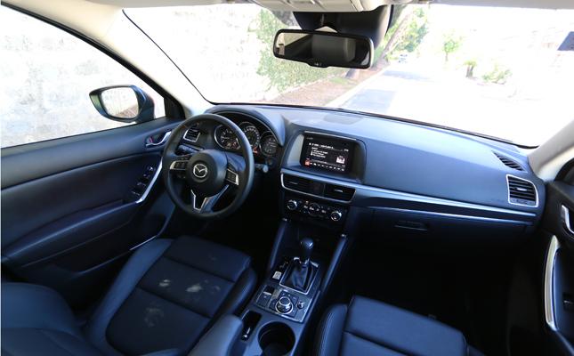 Mazda CX-5 update