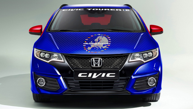 Honda Civic - Guinness World Record