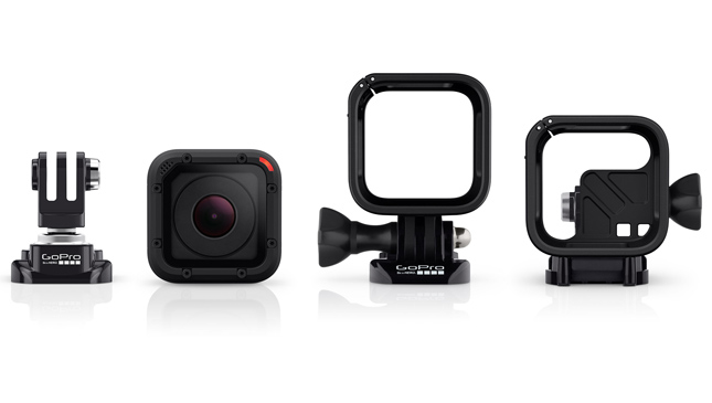 The new GoPro Hero4 Session action camera will immortalize your fun runs