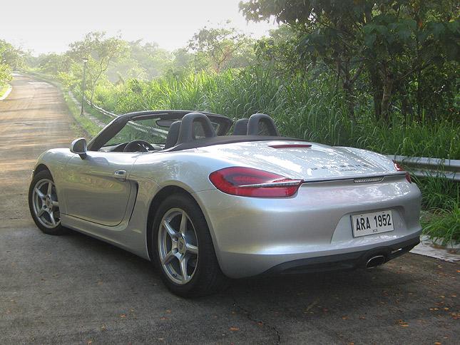 Porsche Boxster review
