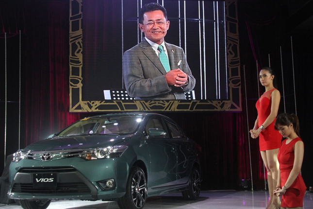 Toyota Motor Philippines 1 million sales