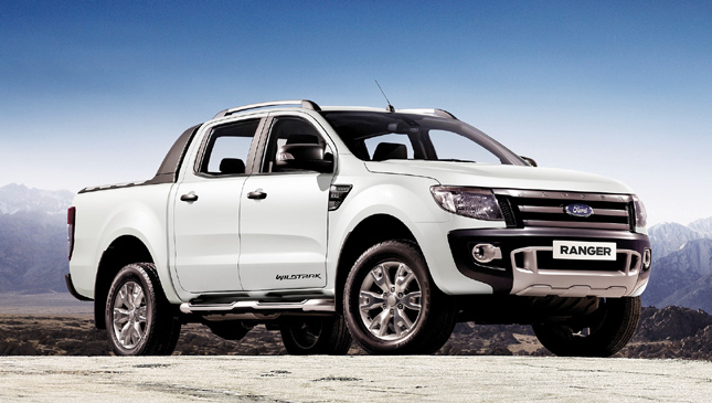 The Ford Ranger Wildtrak