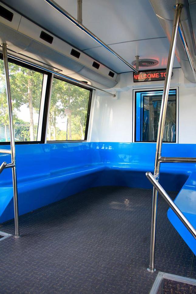 DOST Hybrid Road Train system