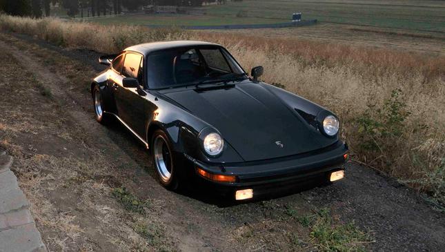 Steve McQueen's Porsche