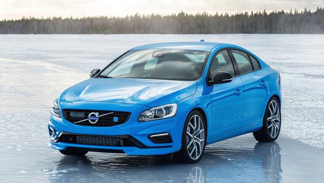 Volvo buys Polestar