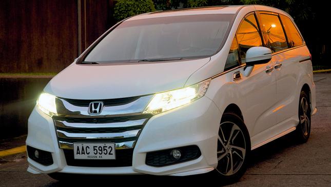 Honda Odyssey minivan: review, specs, price   Drives   Top Gear Philippines