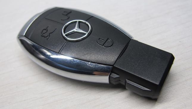 Car-key thumb drives