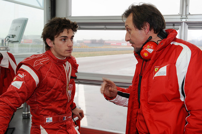 Formula 1 driver Jules Bianchi