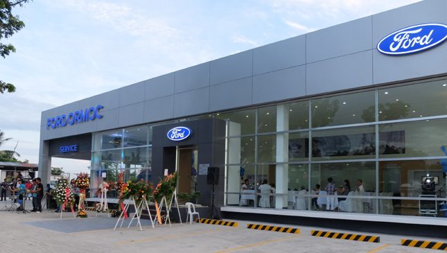 Ford Ormoc Dealership