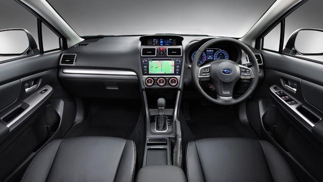 Subaru XV refresh