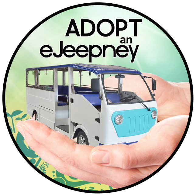 Adopt an eJeepney