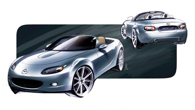 Mazda MX-5 Roadster Design Competition
