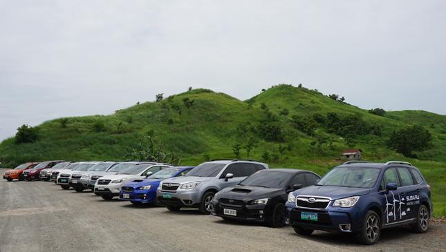 Subaru Windmills Drive