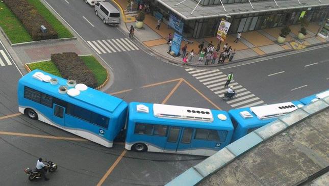 DOST Hybrid Road Train