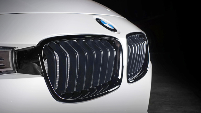3 series special grille