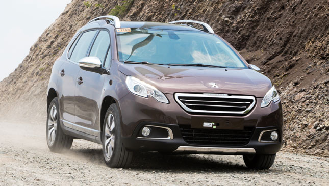 Peugeot 2008 specs and features